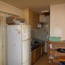 マンションのキッチンリフォームの施工事例|東京都大田区東馬込にお住まいのお客様