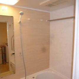 分譲マンションの浴室リフォーム(ユニットバス入れ替え工事)|東京都大田区池上のお客様