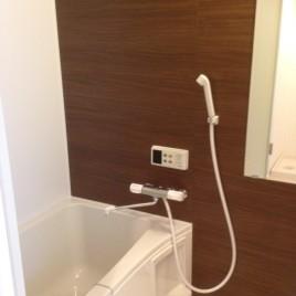 ホテルのような雰囲気の浴室リフォーム|千葉県船橋市のHマンション