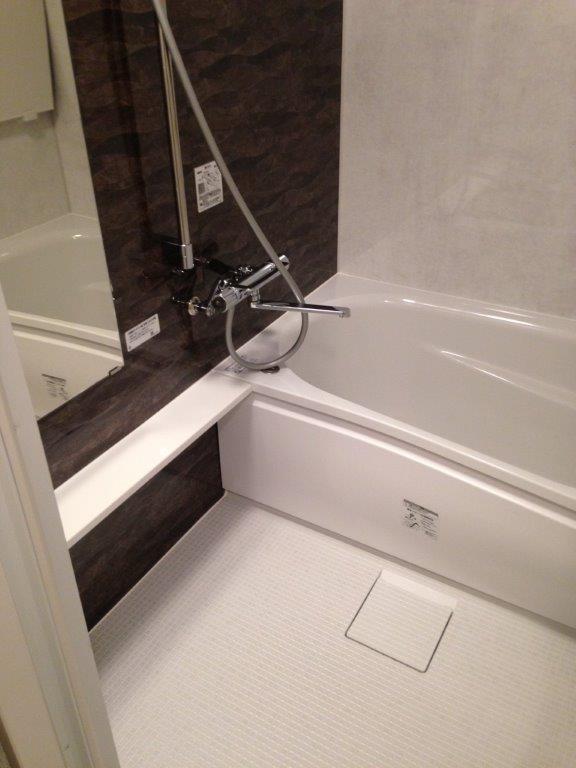 浴室をユニットバスにリフォーム