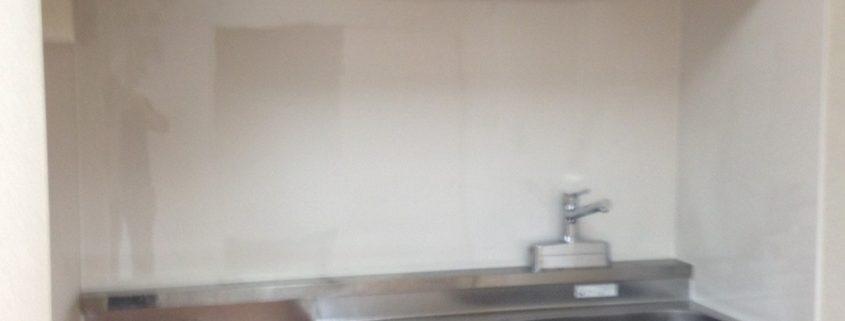 キッチンのリフォーム工事