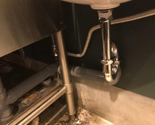 水廻りの配管