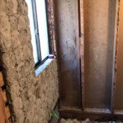 浴室の内装解体