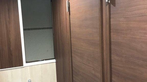 トイレの改修工事後