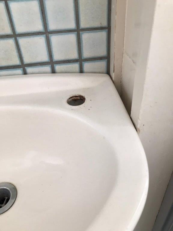 洗面止水栓交換