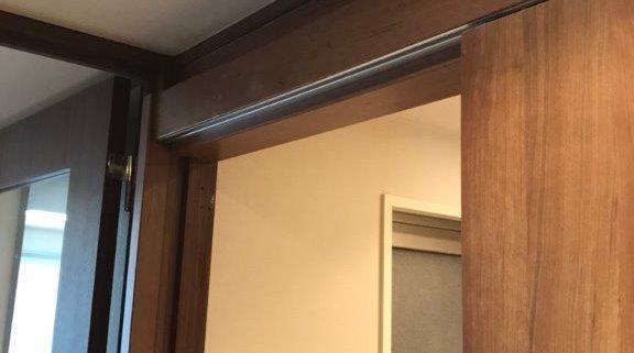 引き戸ドアへリフォーム